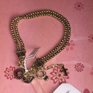 """Premier's Design Vintage Gold Tone Bracelet 7 1/2"""""""